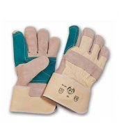 Pack de guantes canadienses de serraje F102