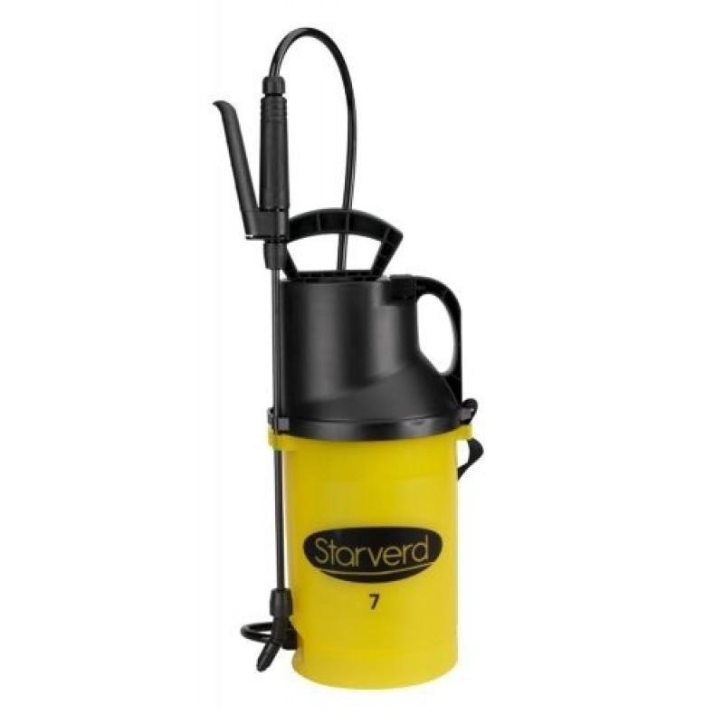 Pulverizador por presión previa Starverd de 7 litros