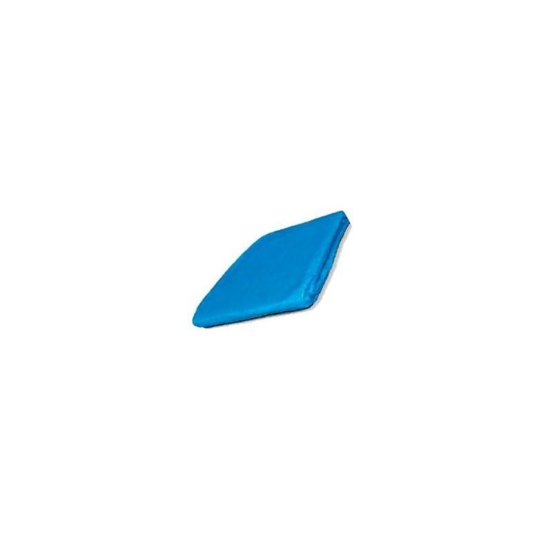 Toldo multiuso reforzado 90 gr. azul
