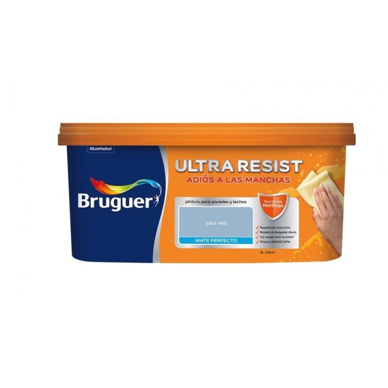 Pintura plástica Bruguer Ultra Resist