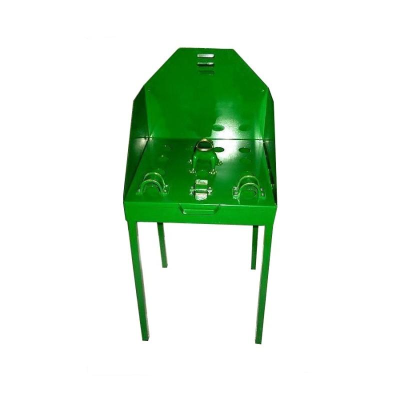 Juego de la Rana + mueble metálico con cajón