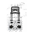 Carretilla Superplegable S-200 de aluminio Carga: 200 Kg.