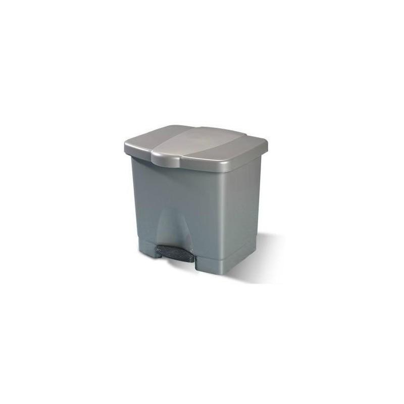 Cubo de basura ecológico con pedal 34 l.