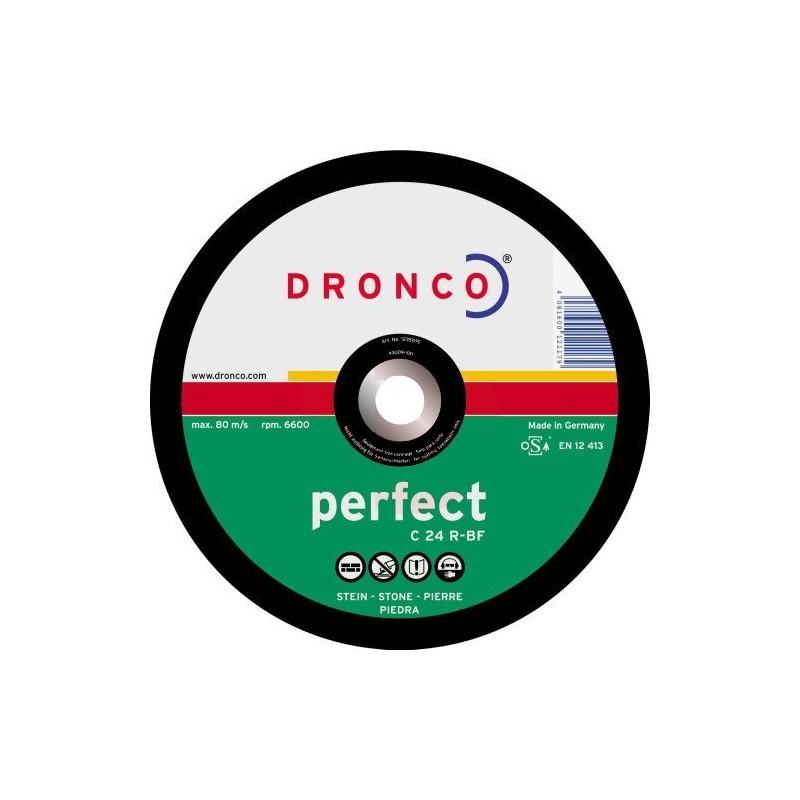 Disco para piedra Dronco