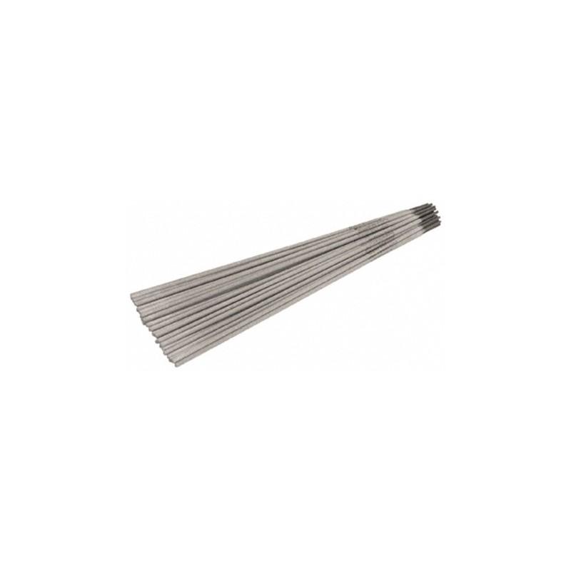 Electrodo inox 300 mm.