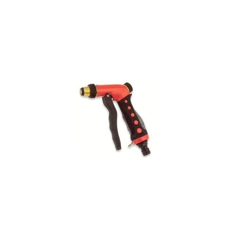 Pistola de riego regulable 3 chorros de latón 431L Bikain