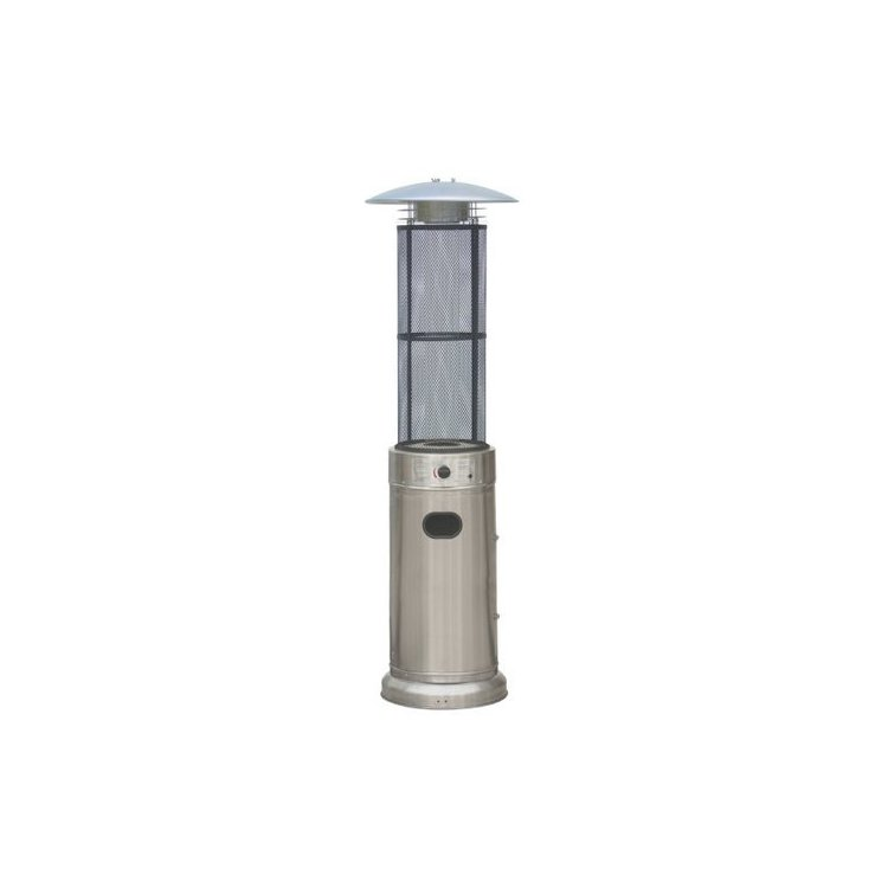 Estufa de columna exterior para butano/propano