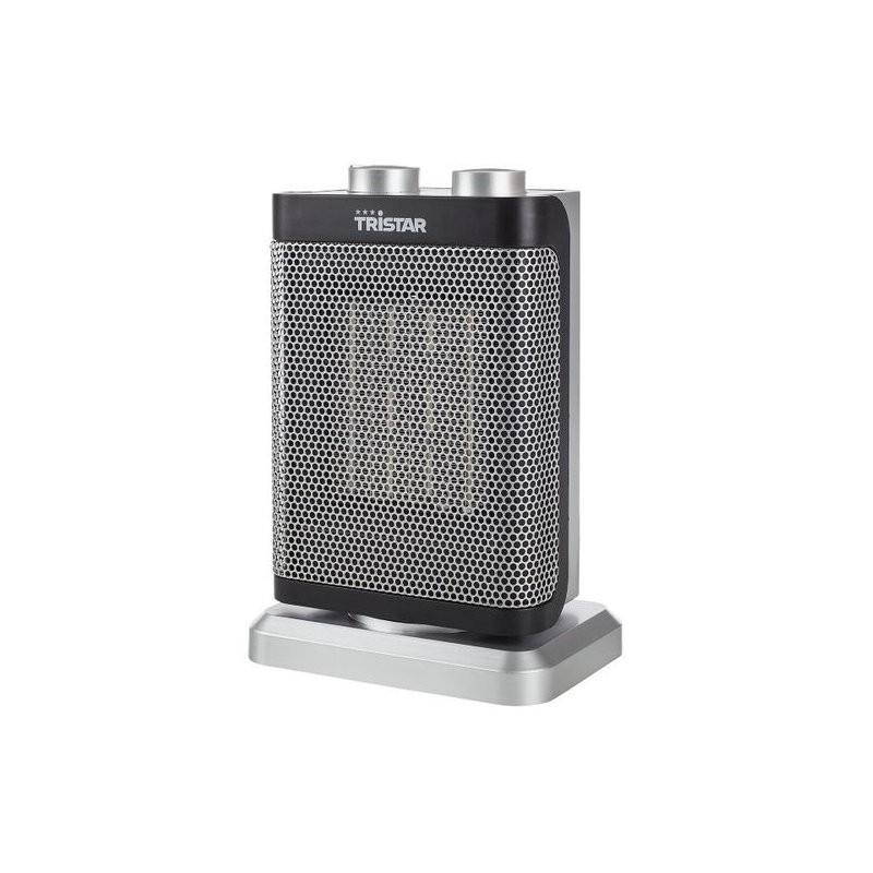 Calefactor cerámico oscilante 750W/1500W