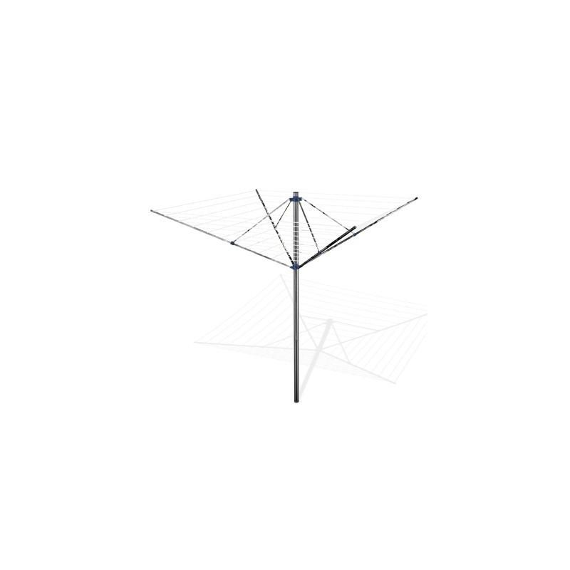 Tendal en paraguas de aluminio Garden Gimi 50 m
