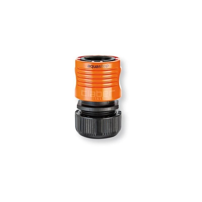 Conector automático Aquastop 1/2'' Claber 8603