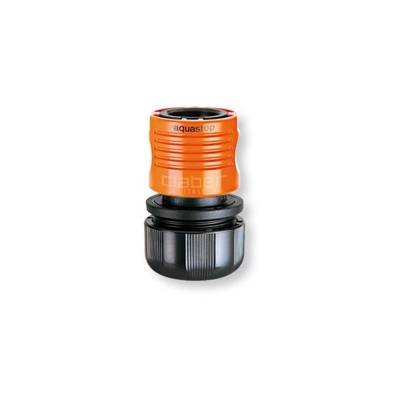 Conector automático Aquastop 3/4'' Claber 8605