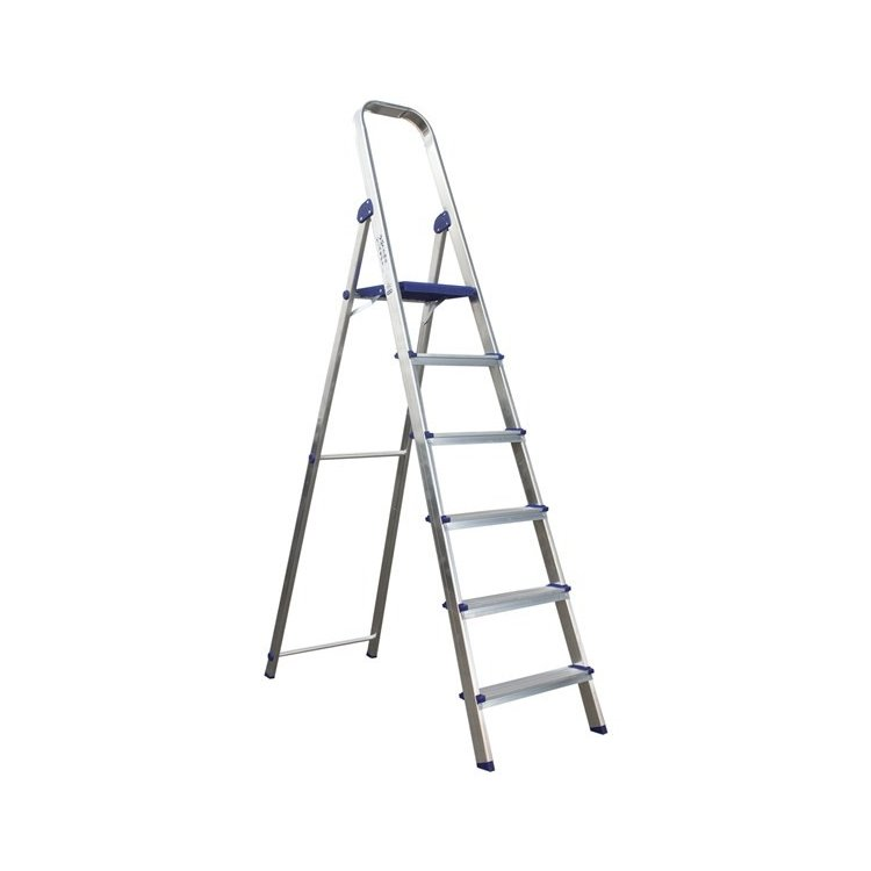 Escalera de tijera de aluminio svelt casa venta online de for Escaleras articuladas de aluminio