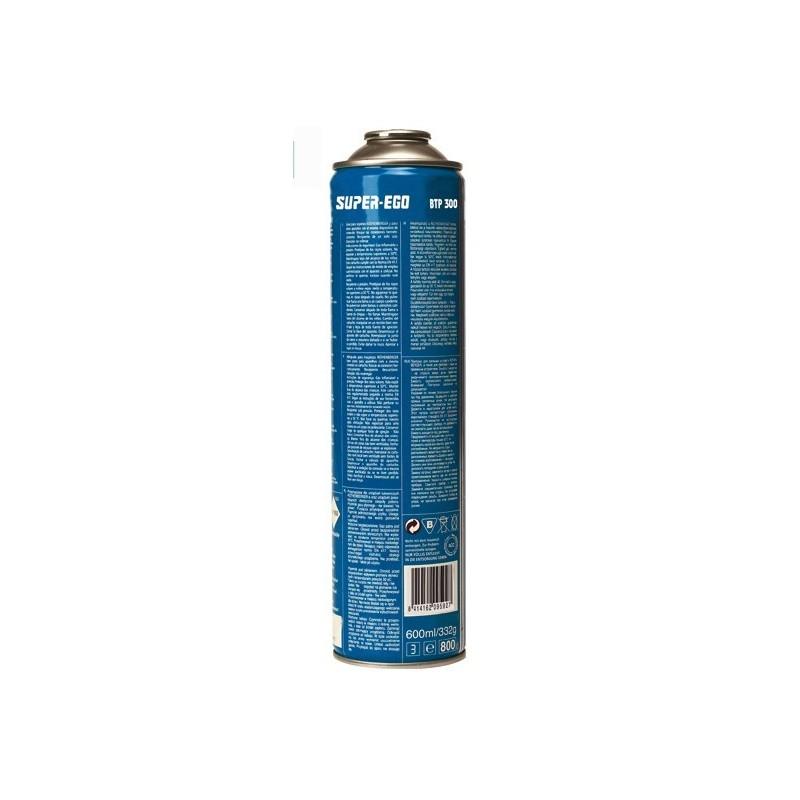 Botella Multigas BTP 300 Super-Ego 600 Ml