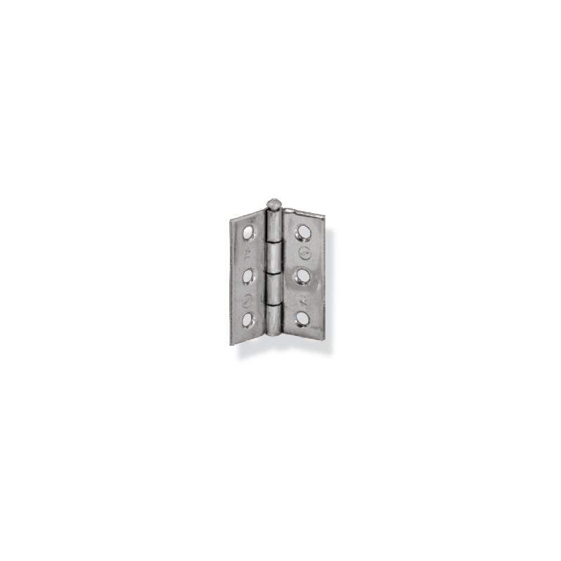 Bisagra pesante con pernio extraíble Inox AISI 304