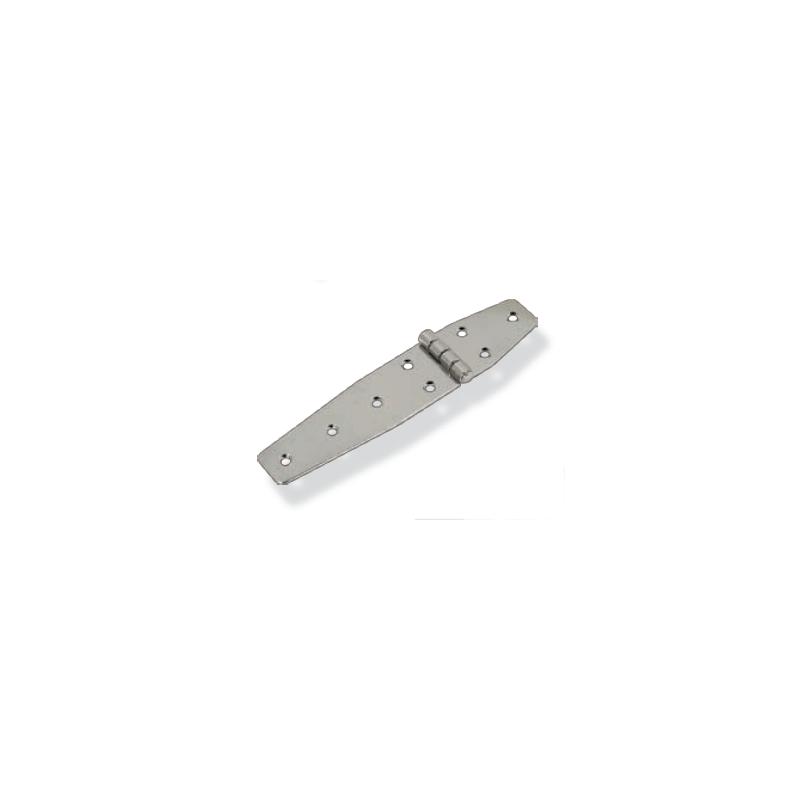 Bisagra náutica Inox AISI 316 rectangular