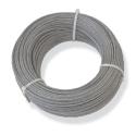 Rollo de cable de acero galvanizado 6x19+1