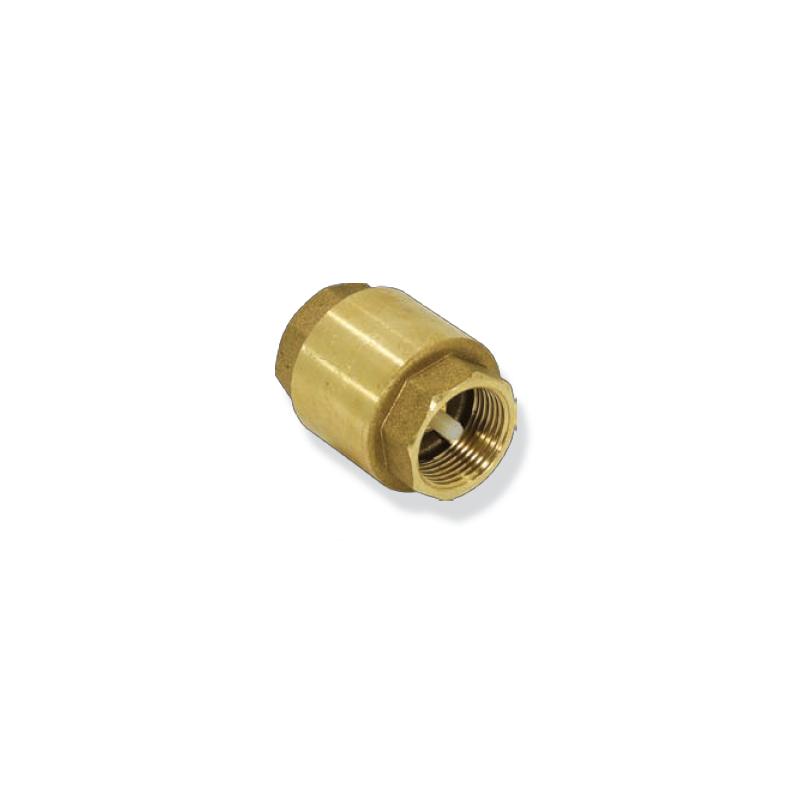 Válvula de retención HH de latón 3/4''
