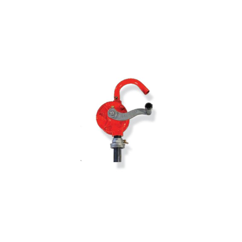 Bomba metálica rotativa para aceite