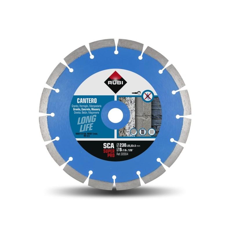 Disco de diamante cantero sca rub venta de discos para for Disco de diamante