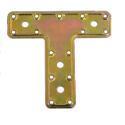 Junta plana con forma T para madera mod. 751