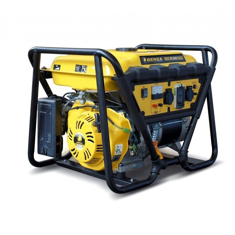 Generador insonoro Benza BXS6000
