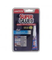 Adhesivo Loctite Super Glue 3 Gel