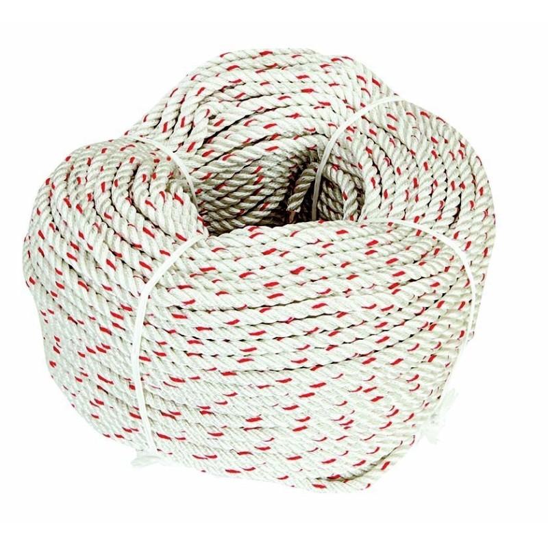 Cuerda para línea de anclaje flexible Climax