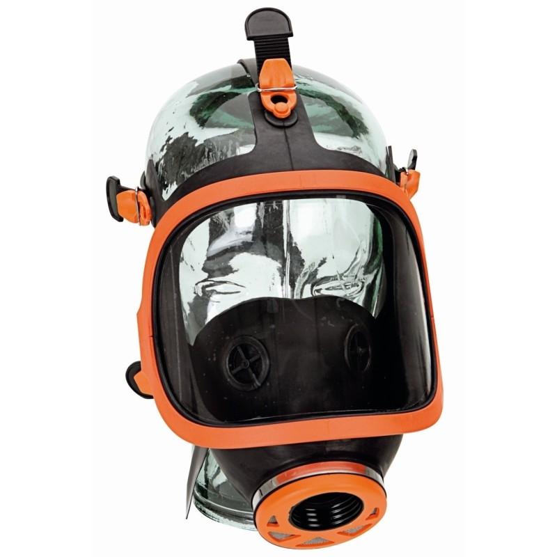 Máscara escafandra de caucho Climax 731