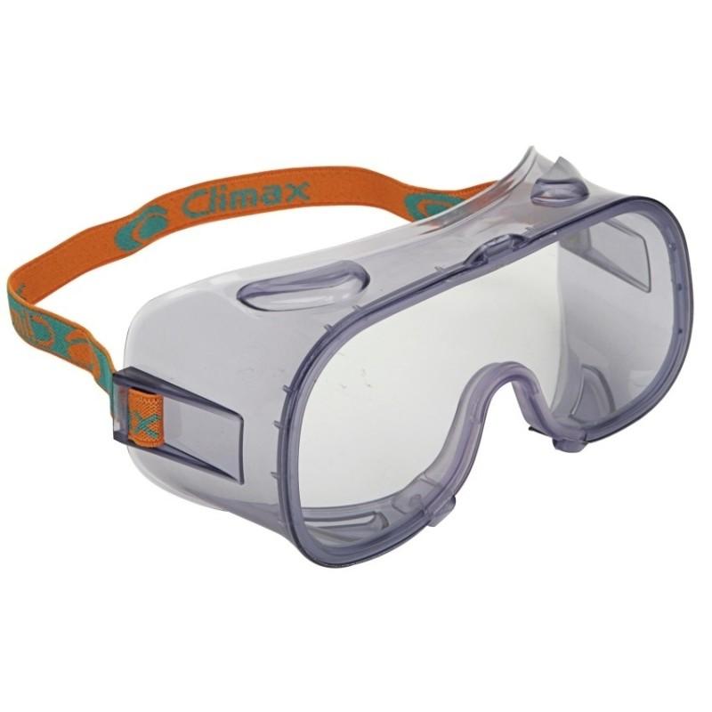 Gafas panorámicas con ventilación Climax 539