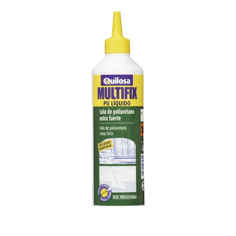 Adhesivo de poliuretano Multifix Gel PU