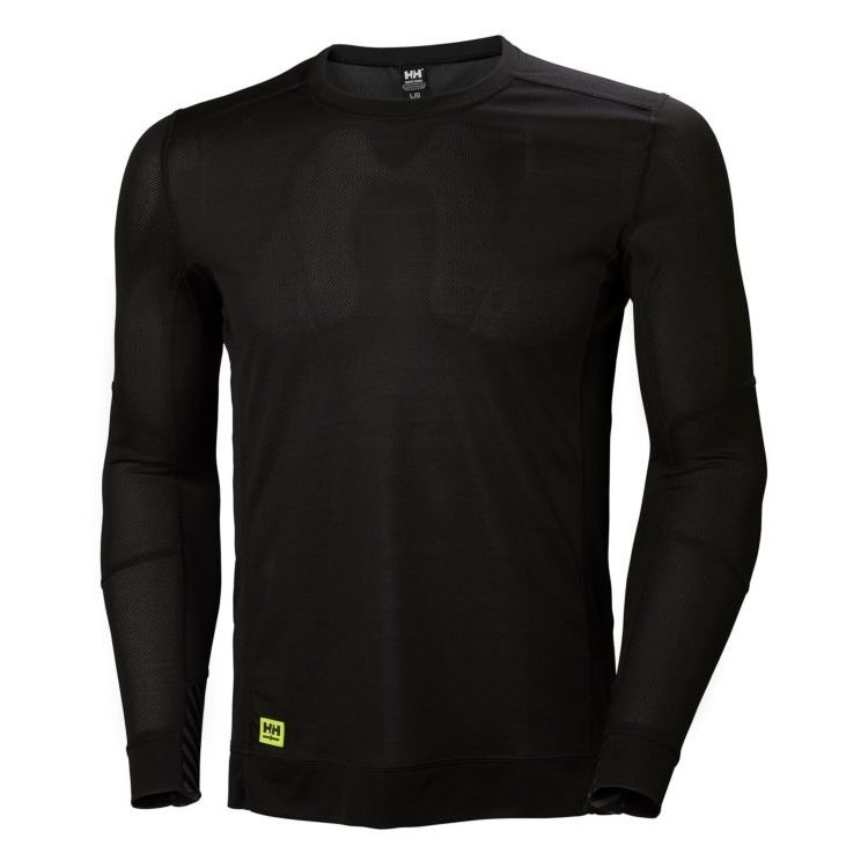 Camiseta térmica de lana merina