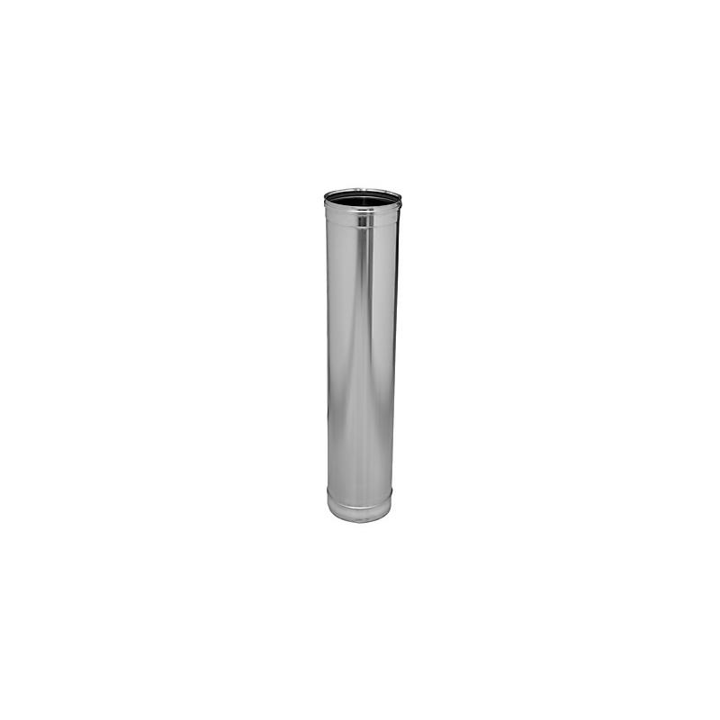Tubo de estufa Inox Dinak