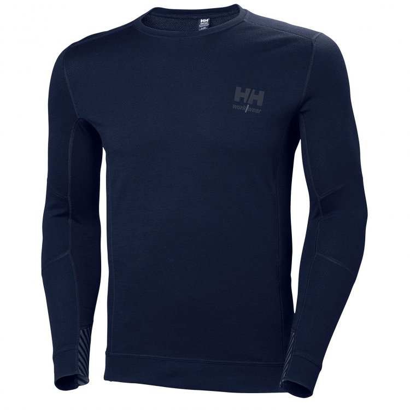hombre el precio se mantiene estable selección especial de Camiseta térmicaLifa Merino Helly Hansen. Tienda Helly Hansen