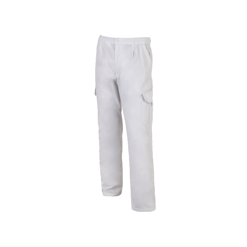 Pantalón multibolsillo de tergal 1001
