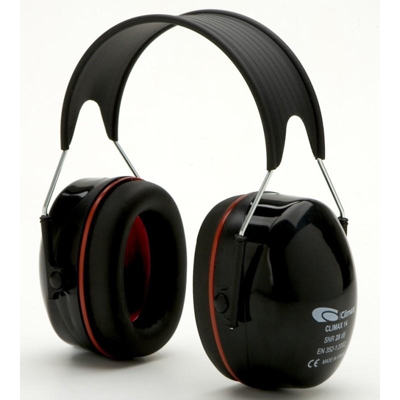 Orejeras protectoras de oídos Climax 14-P