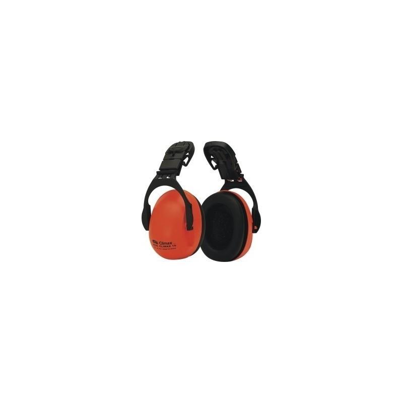 Orejeras protectoras de oídos acoplables a casco Climax 16-P