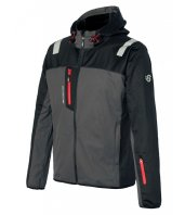Chaqueta Salsong Limited Edition con tejido Softshell