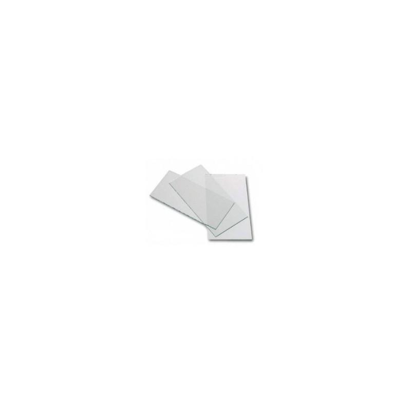 Vidrio incoloro 108 x 51 mm. Climax
