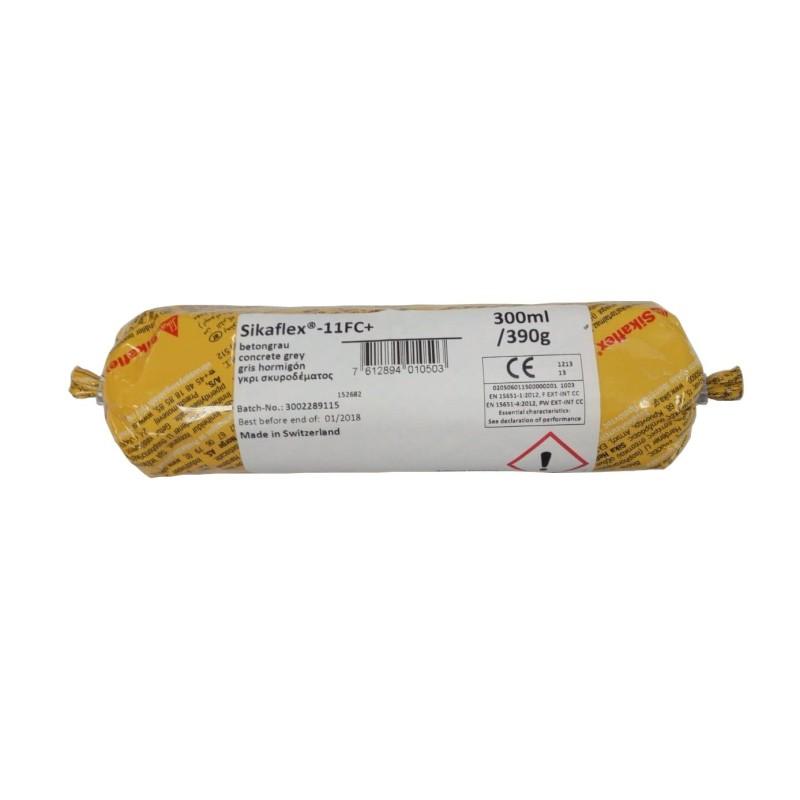 Adhesivo Sellador Sikaflex 11FC+ en Unipac 390Gr Varios Colores
