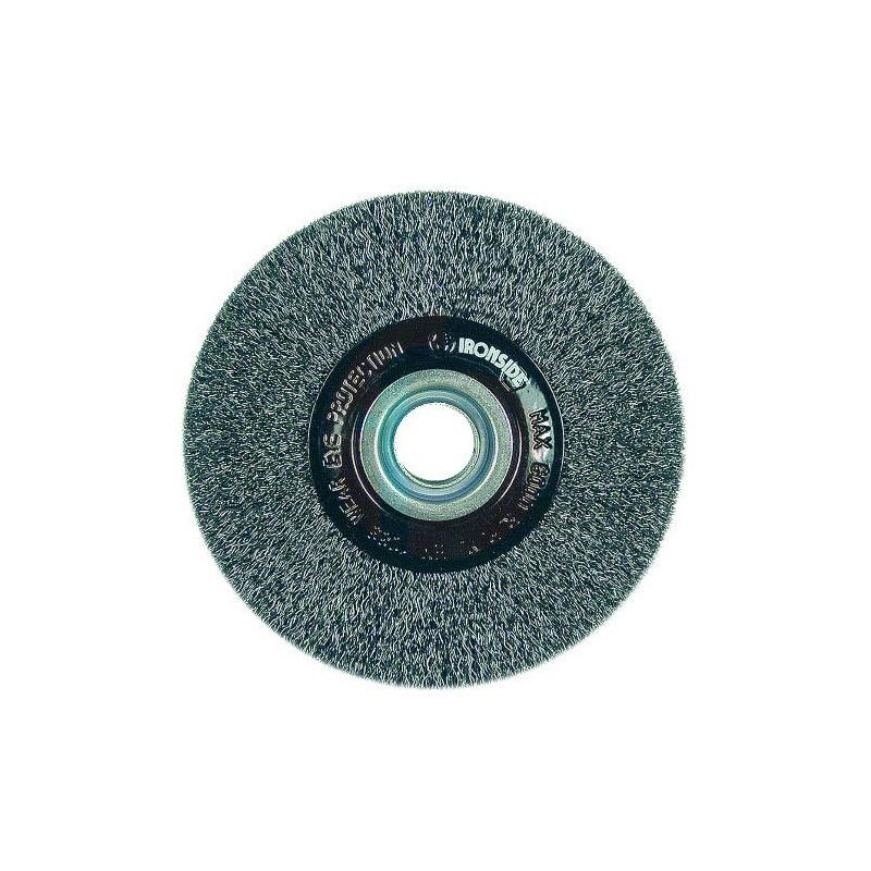 Disco de púas de acero de 0,3 mm.