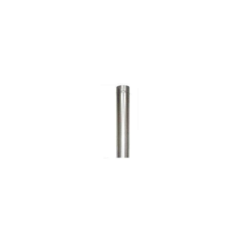 Tubo de estufa galvanizado Theca