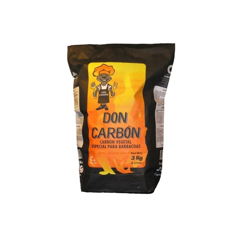 Bolsa de carbón vegetal para barbacoas