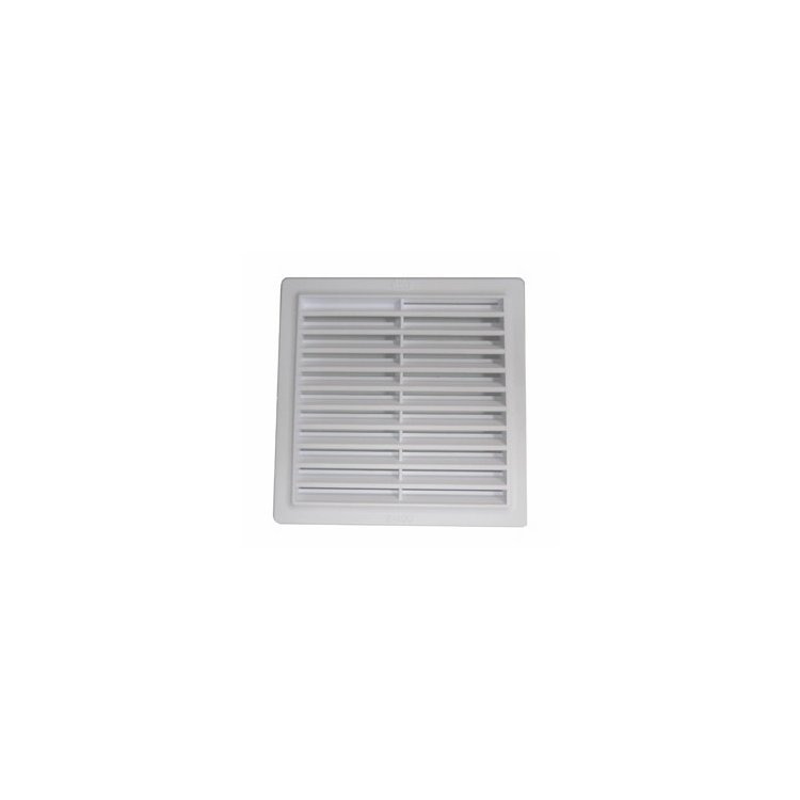 Rejilla de ventilación en plástico 15x15
