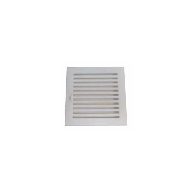 Rejilla de ventilaci n 15x15 con cierre comprar online - Rejilla de ventilacion regulable ...