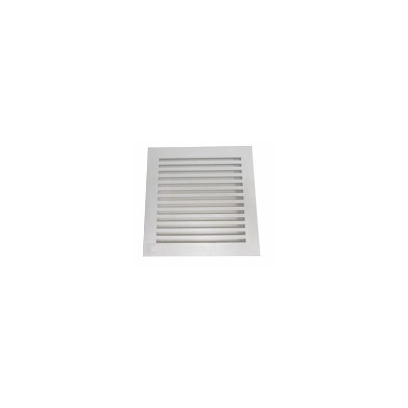 Rejilla de ventilación en plástico 20x20