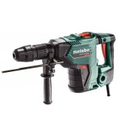 Martillo Metabo KHEV 5-40 BL y puntero SDS-Max 400 mm