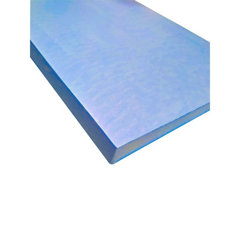 Poliestireno extruido XPS. Planchas de 1250x600x20