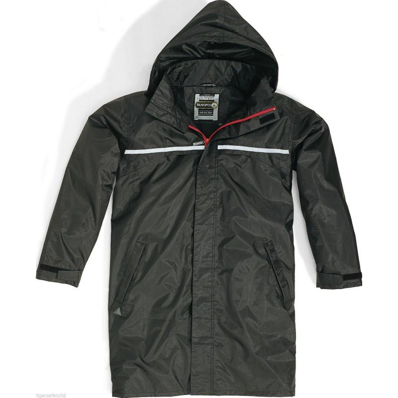 Abrigo de lluvia Tofino