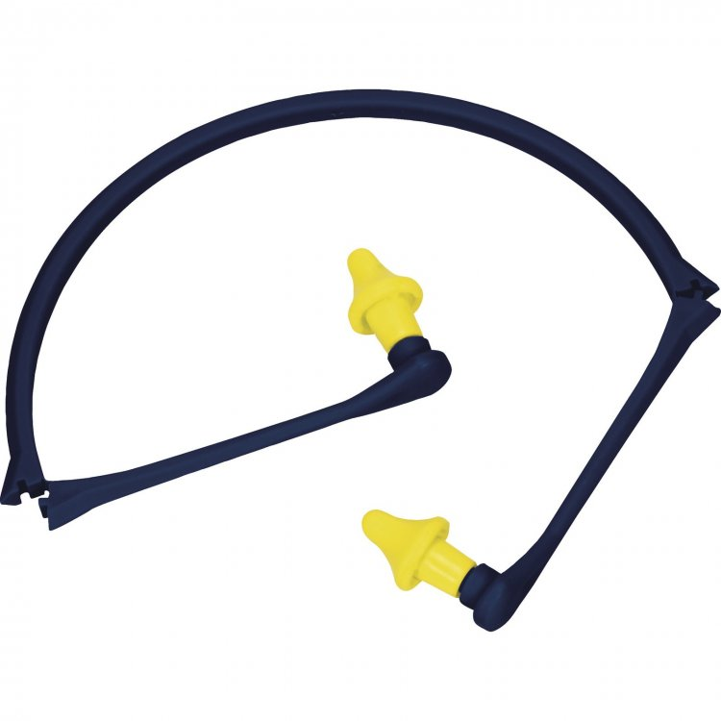 Tapones de oídos con arnés Conicap01