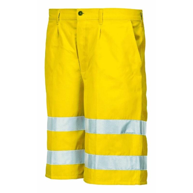 Pantalón corto de alta visibilidad 8434